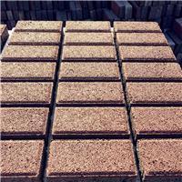 盐城透水砖厂家 透水砖价格规格尺寸200x100x60mm 陶粒砖 建菱砖