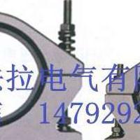 厂家伊法拉电气生产铝合金电缆夹具、防风线夹、电缆固定夹
