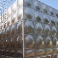 广东金号可订制任意规格不锈钢水箱 304不锈钢水箱美观耐用卫生