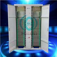 1440芯三网合一光纤配线架 室内ODF法兰配置光交箱