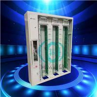 1728芯三网合一光纤配线架 室内ODF法兰配置光交箱