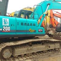出售 神钢SK200-6E二手挖掘机 二手挖机 全国包运