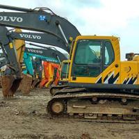 出售 沃尔沃EC240BLC二手挖掘机 二手挖机 全国包运