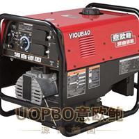 300A柴油发电电焊机双电压低噪音