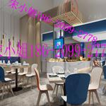 中山厂家直销酒店/餐厅专用的各种规格-各种彩色搭配的铝方通吊顶