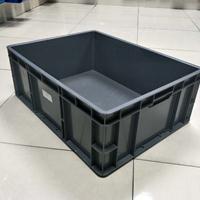 江苏地区厂家供应KEF-635塑料周转箱工业周转箱选科尔福