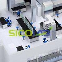 四川实验室装修公司SICOLAB品牌