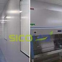 四川洁净实验室装修建设SICOLAB