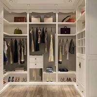 衣柜多样化组合的收纳模块 艾家网全屋定制