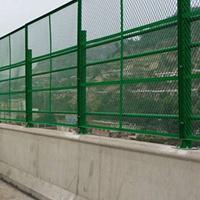 百瑞立交桥防抛网 钢管立柱道路防抛物网 护栏网厂家直销