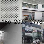 白银东风启辰展厅天花吊顶-厂家免费送样板到总部验收
