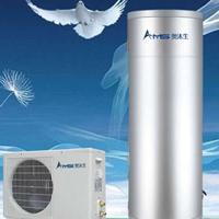 顺德奥沐生空气能热水器 空气源热泵热水器