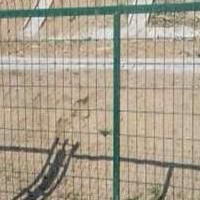 铁路护栏网立柱
