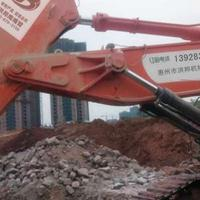 挖掘机鹰嘴臂,挖机一体臂改装公司。