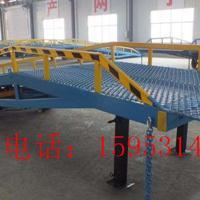 宁波化工厂用移动装卸货登车桥,叉车斜坡过车桥哪家做的专业