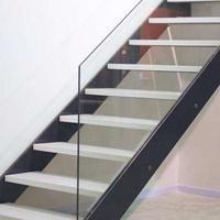 玻璃楼梯扶手