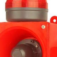 PT-SC2-R-220一体化声光报警器 皮带机声光报警器,语音声光报警器