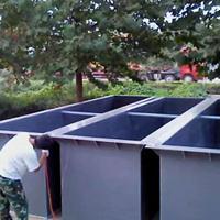 河南郑州PVC板塑料箱防腐槽氧化槽河北四川江苏山东生产厂家