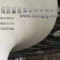 福建海峡文化中心GRG茉莉花造型装饰工程