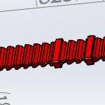 无源无线测温传感器 开关柜无线测温方案