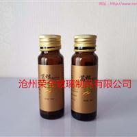 口服液玻璃瓶厂家直销-沧州荣全专业包装