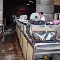 厂家直销工业用喷淋清洗线五金铝合金铜业除油除蜡