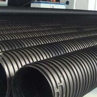 聚乙烯(HDPE)塑钢缠绕排水管