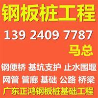 阳江钢板桩打桩机出租|光伏打桩机|阳江钢板桩施工公司