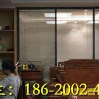珠海办公室玻璃百叶隔断