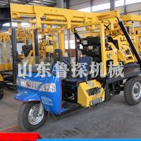 自产XYC-200A三轮车工程勘探取样钻机品质保证