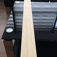 贴科技木漂白杨木可倒角LVL床板条出口东南亚