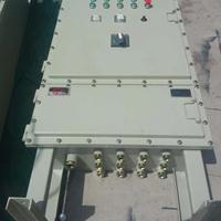 7.5KW一控二防爆电机控制箱