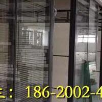 惠州中空玻璃夹百叶窗隔断