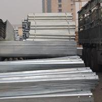河南波形梁钢护栏、防阻块、立柱