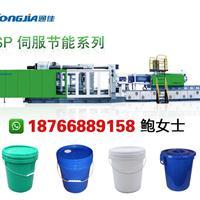 塑料桶生产厂家,塑料圆桶注塑机厂家,机油桶注塑机价格