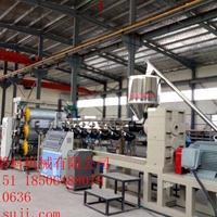 高效PE塑料板材设备 PP塑料板材挤出生产线 专业生产塑料板材机器