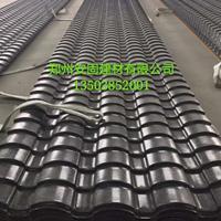 正宗ASA合成树脂瓦质保20年,河南省郑州市树脂瓦厂