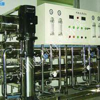 双级反渗透纯水设备,高纯水设备,EDI超纯水设备
