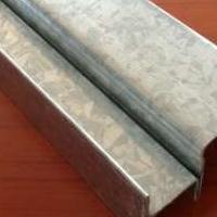廊桥牌轻钢龙骨厂家直销代加工 现货低价 CH型电梯井专用轻钢龙骨