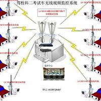 考场无线视频传输系统,驾考无线监控系统,科二场地无线覆盖