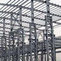 广东轻钢结构厂房建造 标准钢结构车间