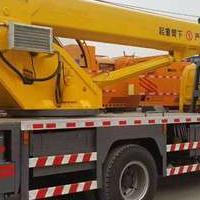 国五福田16吨吊车高配置山东吊车