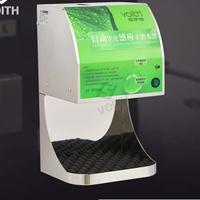 吉林敖东药业自动感应式手消毒器 304不锈钢江门喷雾式消毒净手器