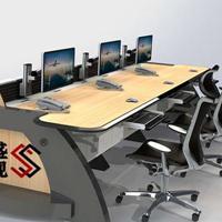 专业生产指挥中心控制台接警台监控坐席调度台 监控台 调度台