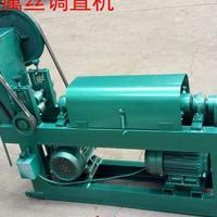 钢筋调直切断机 小型全自动钢丝铁丝金属丝校直切断机