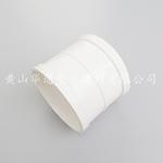 江苏无锡批发白色75upvc排水直接 白色2.5寸pvc排水接头