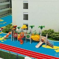 郑州幼儿园塑胶地板航空地板人造草坪设计施工