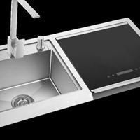 代手水槽洗碗机 十大品牌 多功能烘干清洗 加盟优选