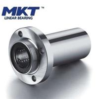 尼龙保持架加长导向圆法兰型LMFP-LUU 不锈钢办公设备轴承