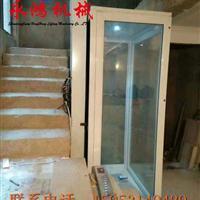 湖北随州新品家用载人电梯,别墅室内室外用升降电梯价格行情